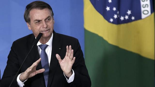 """Bolsonaro le dijo a un periodista que tenía ganas de llenarle """"la boca de trompadas"""""""