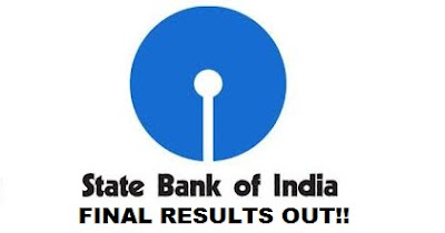 SBI PO Mains 2017 Results Out