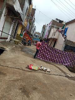 पीथमपुर में आज एक व्यक्ति की कोराना पॉजिटिव रिपोर्ट