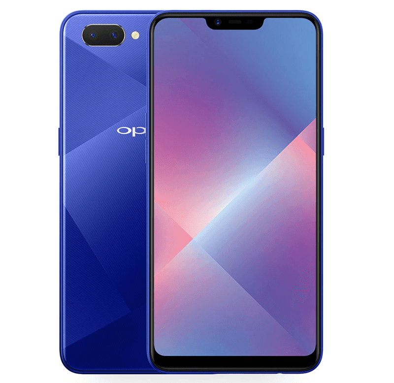 OPPO A5 with notched design, dual cameras, and 4,230mAh battery goes official
