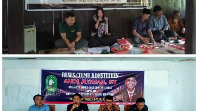 Legislator Nasdem-PKS Jemput Aspirasi Masyarakat Dapil III