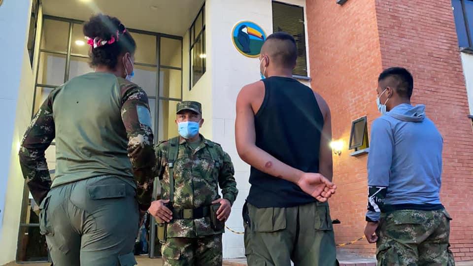 Se entregan voluntariamente disidentes de las Farc en Guaviare