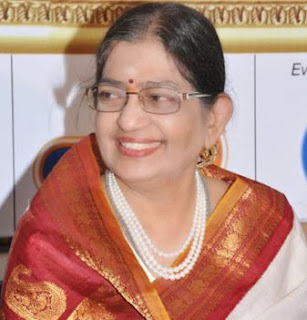 Singer P Susheela Family Husband Parents children's Marriage Photos