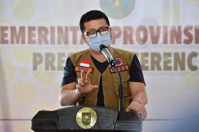 Peningkatan Kasus Covid-19 di Riau Disebabkan Dua Hal, Begini Penjelasannya