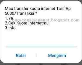 Provider Telkomsel memiliki fitur transfer kuota internet yang bisa digunakan oleh pelangg Cara Transfer Kuota Telkomsel Flash Paling Mudah