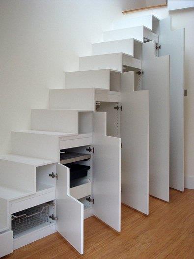 Mil ideas para la casa y el jardin  Escaleras modernas