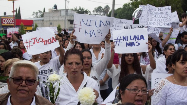 Desaparecidos en México