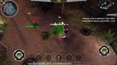 Game Android Melawan Alien Offline HD