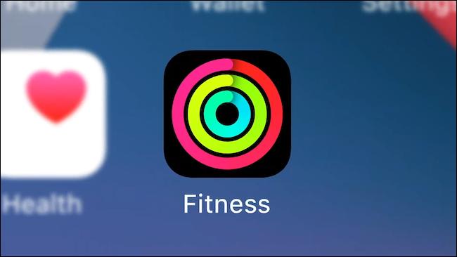 تمت إعادة تسمية تطبيق النشاط إلى Fitness في iOS 14