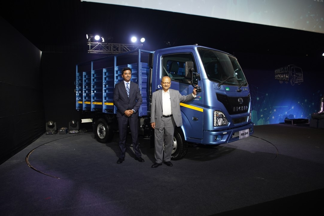 Eicher Trucks And Buses Enters Into A New Range Of Light