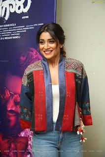 Shriya Saran Stills at Raja Varu Rani Garu Song Launch
