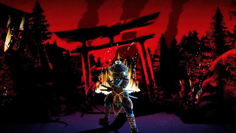 For Honor, Resistance, Samurai, Aramusha, 4K, #7.2762