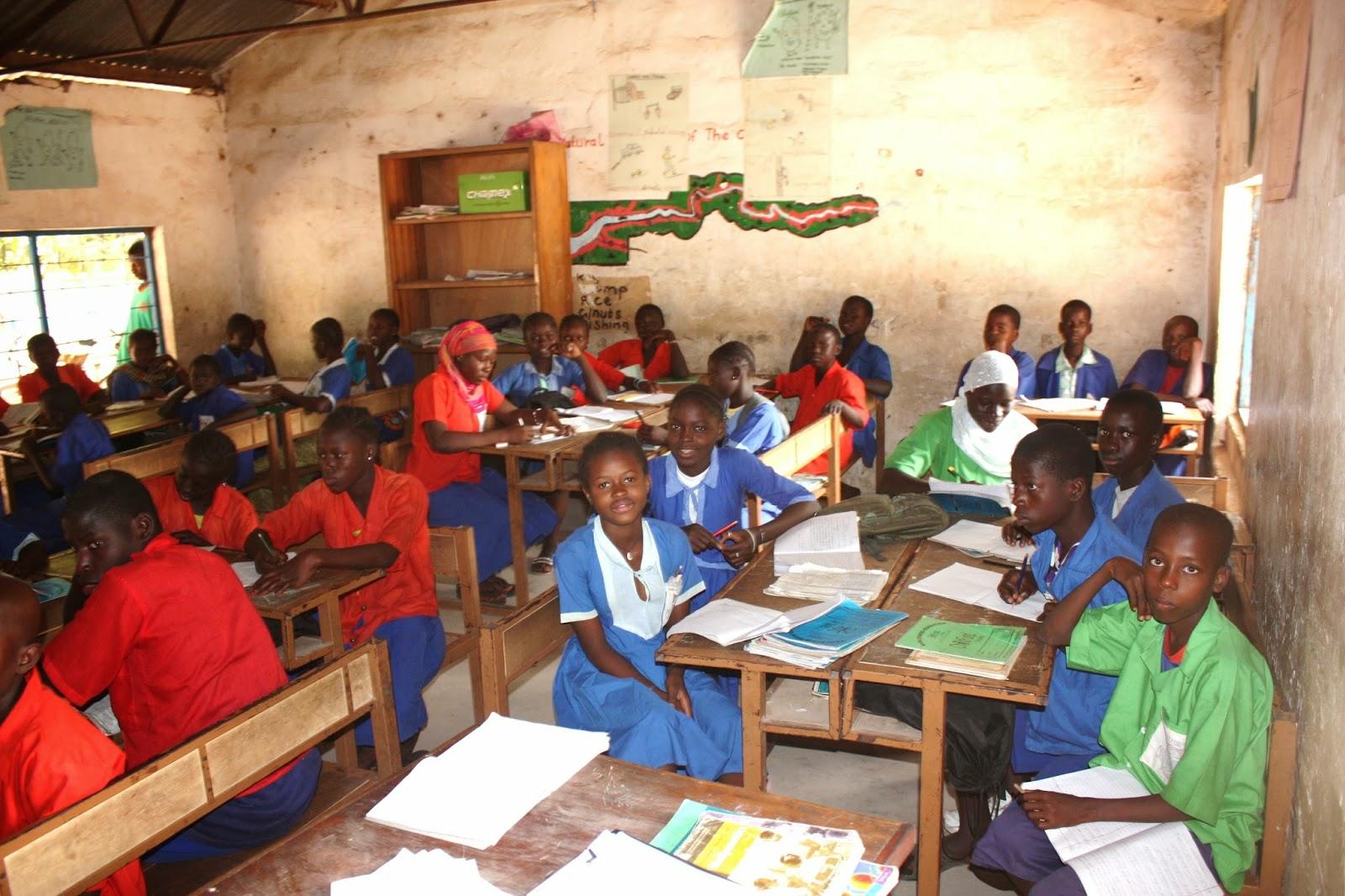 Sohm Schools Support April 2014