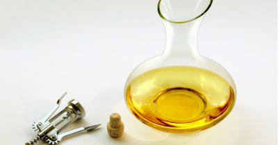 blog vin Beaux-Vins dégustation oenologie défaut réduction carafe vin blanc
