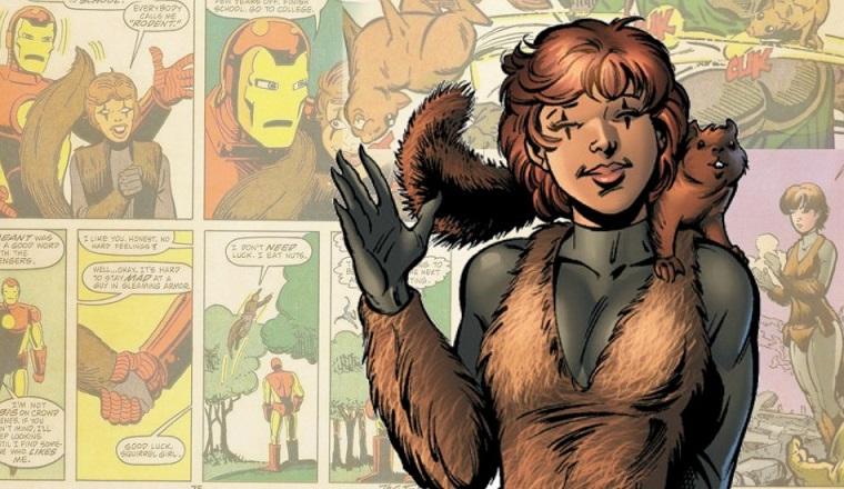 Squirrel Girl, Superhero Wanita yang Mampu Mengalahkan Thanos