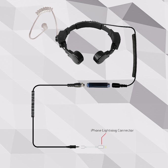 Tech Bulletin - Using a Tactical Headset with Cell Phone or other 3.5mm Compatible Device