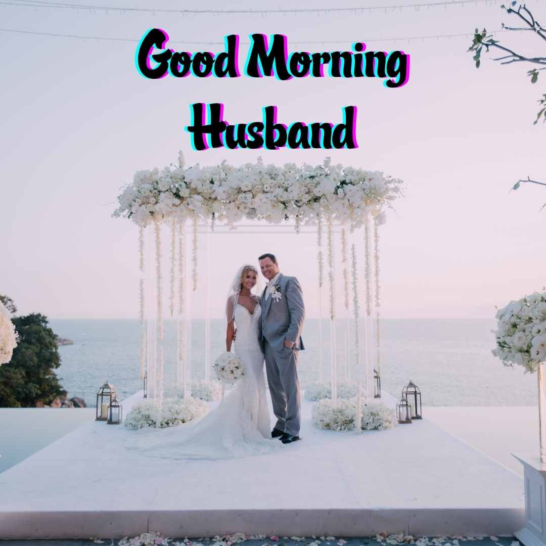 good morning for husband images