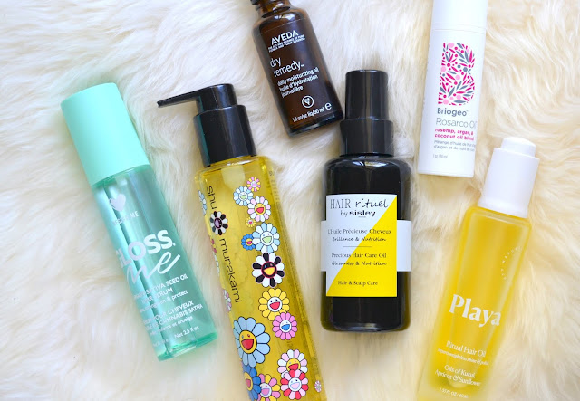 Hair Oils Review