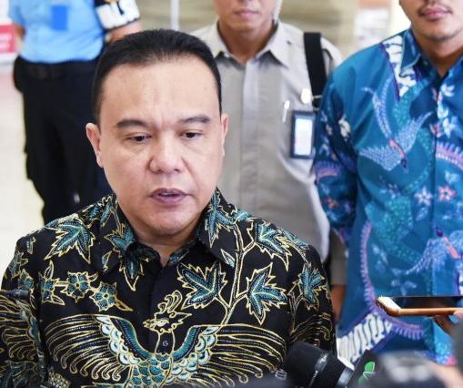 Wakil Ketua DPR RI Sufmi Dasco Akan Membatasi Jumlah Hadirin Dalam Setiap Sidang di DPR RI