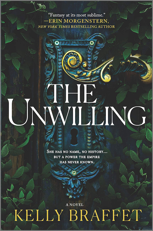 Interview with Kelly Braffet, author of The Unwilling
