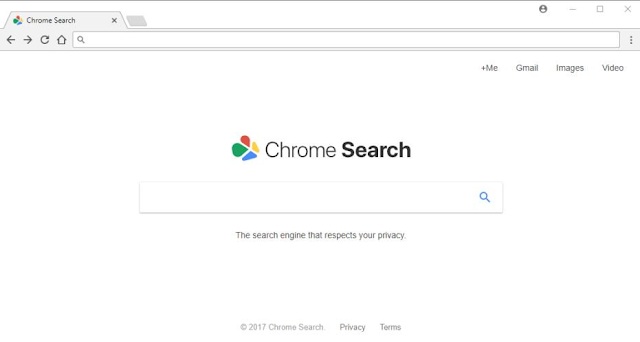 Chrome Search Win (Hijacker)