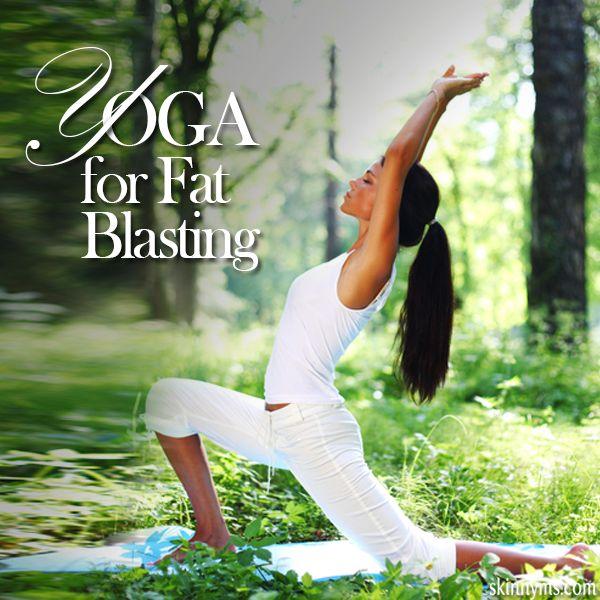 Fat Blasting Yoga