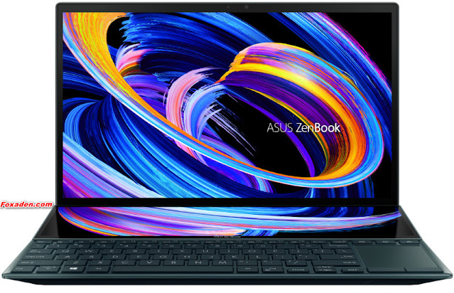 سعر ومواصفات Asus ZenBook Duo 14 شاشة ثنائية