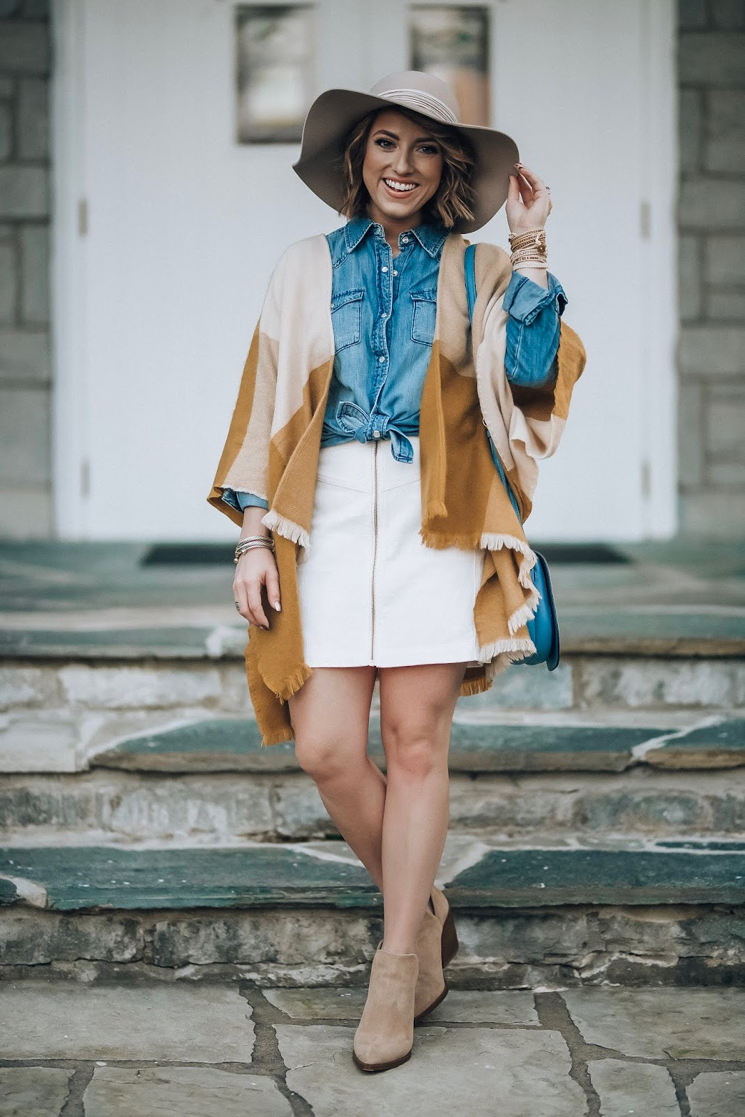 Target Style: Neutrals For Fall - Neutral Fall Looks for both Women - Something Delightful Blog #fallstyle #targetstyle