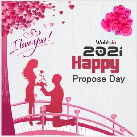 2021 Propose Day Shayari