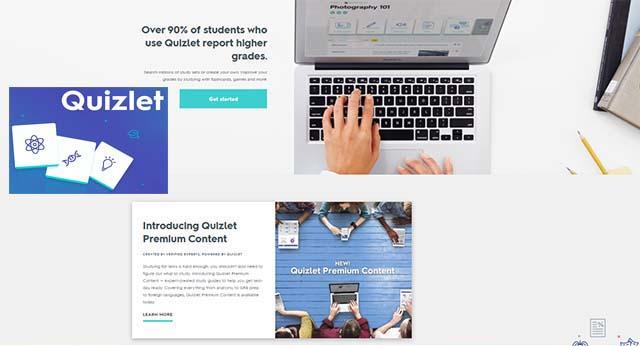 Quizlet - Aplikasi Belajar Online