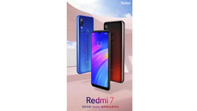 Xiaomi Redmi 7 india,price,features