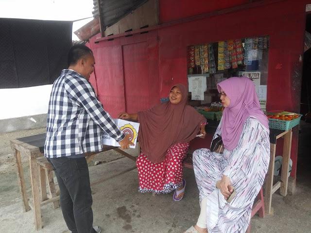Aktivis Kota Utara Galang Dana Bantuan Korban Banjir Kota Gorontalo