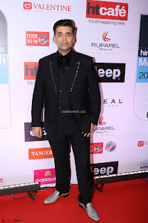 Red Carpet of Most Stylish Awards 2017 ~ Karan Johar (1).JPG
