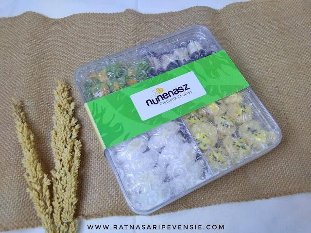 Nunenasz Prebiotik Cookies