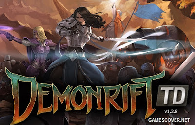 Play Demonrift TD Game