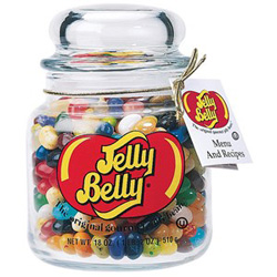 Daily Giveaway Alert is giving away Jelly Belly jelly beans to their subscribers. 100 people will be randomly selected and sent Free jars of Jelly Belly jelly beans!