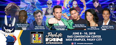 TOYCON POPLIFE FanXperience 2018