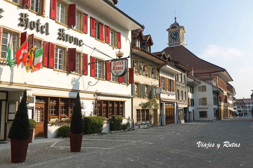 Rathausgasse, Murten