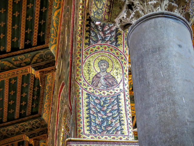 Sicily Road Trip - Golden Mosaics in Monreale
