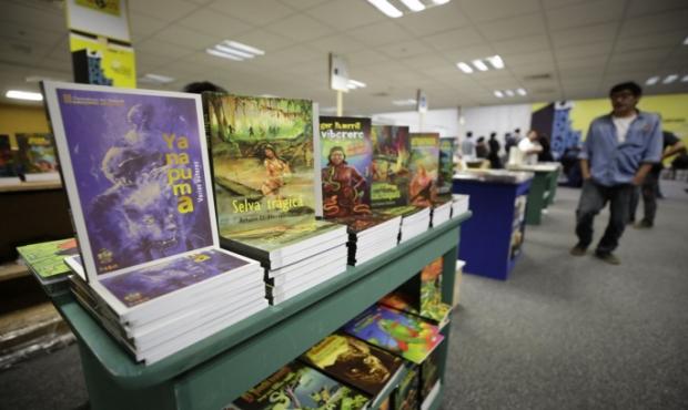 Feria de Editoriales Peruanas La Independiente culmina este domingo 5 de mayo