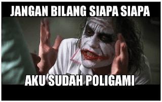 sudah poligami