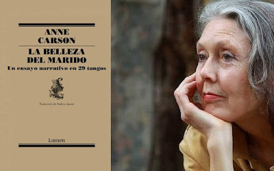 """""""La belleza del marido"""", poesía narrativa y ensayística"""