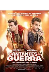 Cantantes en guerra (2017) WEB-DL 720p Latino AC3 5.1