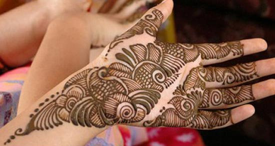 Eid Mehndi Designs for Hands Images 2018