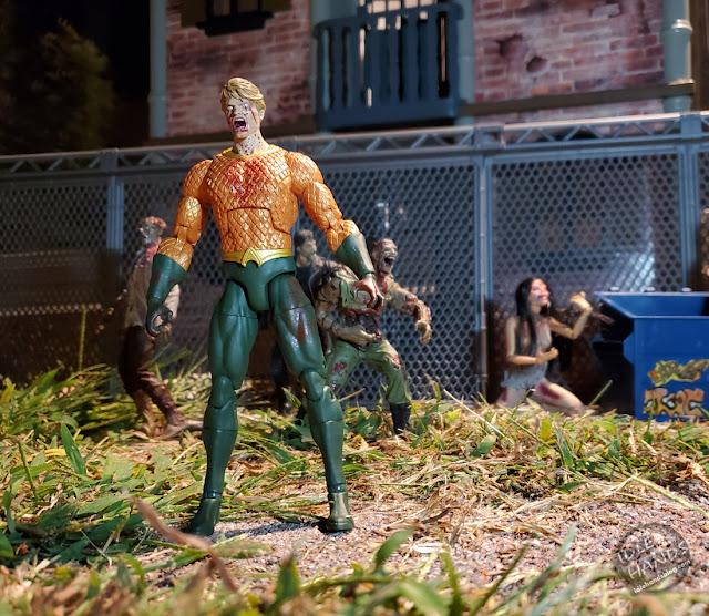 DC Direct DCeased Action Figures Aquaman