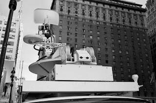television broadcast antenna
