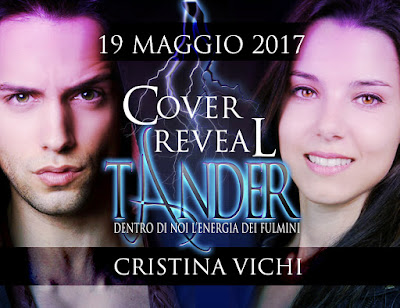 Cover Reveal - Tander