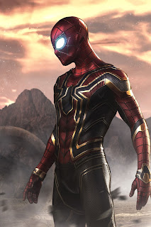 Spiderman Far From Home Mobile HD Wallpaper