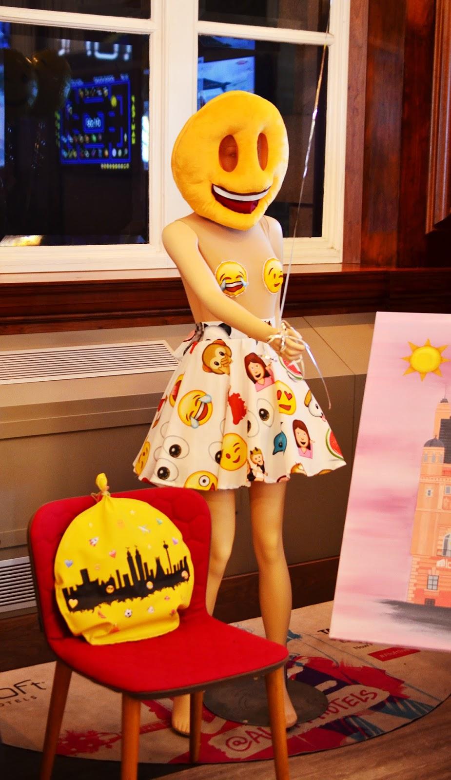 Emoji Hotel Liverpool UK