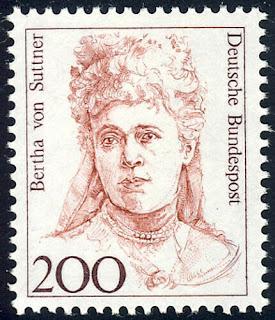 Germany Women 200 PF Bertha von Suttner